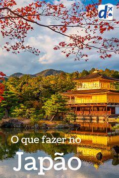 Se você está pensando em visitar o país, ou já tem #viagem marcada, confira alguns programas turísticos imperdíveis para fazer no #Japão: