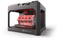 Plug and 3D-Print With the Makerbot Replicator+