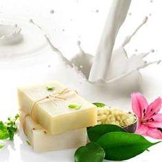 NATURAL GOAT'S MILK Melt and Pour Soap