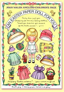 Teri's Paper Doll Land