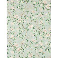 Buy Zoffany Romey's Garden Wallpaper Online at johnlewis.com