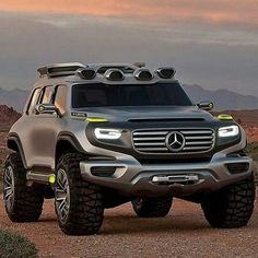 MercedesBenz Ener G Force Courtesy of @royallivings _ ©Unknown
