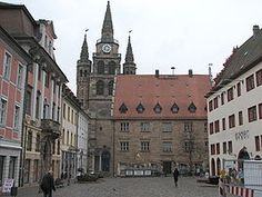 Ansbach, Germany. Lived here in the 90's. Made great friends and many great memories. Miss Ansbach and Germany a great deal. Look forward to going back someday, Lord willing.