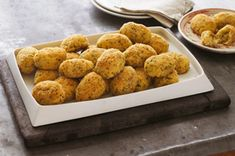Potato & Cheese Croquettes Recipe - Kraft Recipes
