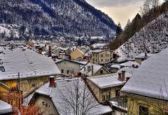 Roofs at Tržič  by Muratodentro [ Luca Renoldi ], via Flickr    slovenia