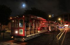 Cable Car - Powell-Hyde line of Twisted