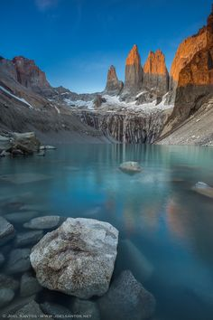 Torres del Paine by Joel Santos