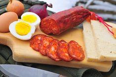 Nasušte si klobásky a salámy bez údenia (chorizo) » Prakticky.sk Chorizo, Sausage, Meat, Food, Beef, Meal, Sausages, Essen, Hoods
