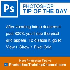 After zooming into a document past 800% you'll see the pixel grid appear. To disable it, go to View > Show > Pixel Grid.