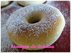 Simply by Cristina: Donuts…no forno!