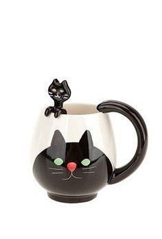 Gatos em: animais na decoração