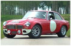 MGC GT 1969 KVR