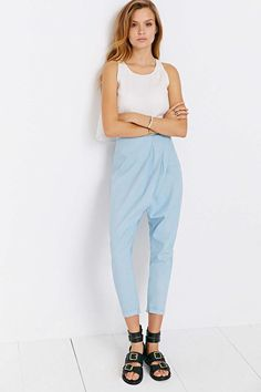 #Denim #Joggers #Spring #Model #Minimal #Editorial #Style #Fashion #BiographyInspiration