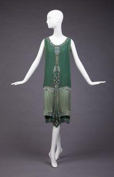 Callot Soeurs, 1925  The Goldstein Museum of Design