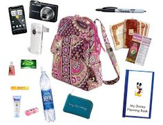 Disney Done Right: Packing For the Parks