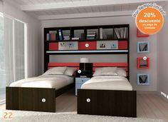 Mueble: escritorio-placard-cama-juveniles-infantiles-muebles-silla-sillas - AGIOLETTO, Muebles Infantiles, Muebles Juveniles