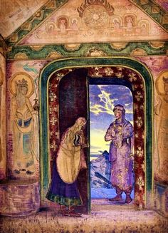 Nicholas Roerich is perhaps my favorite artist of the modern era. Has anyone been to museum with his art in NYC?