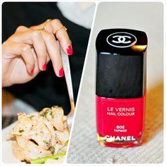 Chanel Spring 2014 { Beauty }   www.akanksharedhu.com  