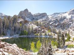 Lake Florence and Sundial Peak - Photo Submitted by Steve Pierce
