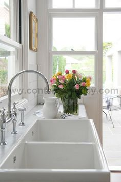 For my future home! Love a Farm sink Ormiston House  - Content Agency