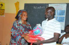 Batia Public Elementary School, Benin - Prizes