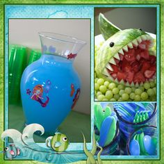 """Photo 1 of 4: Mermaids / Under the Sea / Birthday """"Under The Sea Party"""""""