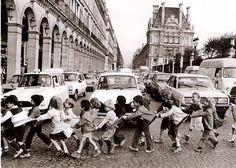 Melhores fotógrafos - Robert Doisneau