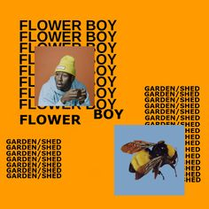 Tyler The Creator - Life of Flower BoyYou can find Flower boys and more on our website.Tyler The Creator - Life of Flower Boy Bedroom Wall Collage, Photo Wall Collage, Picture Wall, Rap Wallpaper, Aesthetic Iphone Wallpaper, Aesthetic Wallpapers, Tyler The Creator Wallpaper, Music Wall, Flower Boys