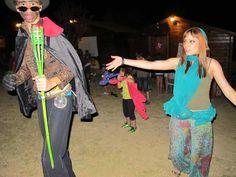 Galería de fotos » Veladas nocturnas - Noche de circo (2) | GMR summercamps