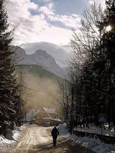 Walking in Beauty by Arkadious #Zakopane, #Poland #Tatra_mountains