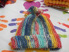 Ravelry: mütze baby superleicht pattern by leeanne k walter (leekay.de) - mütze gestrickt von Baerentatze (ravelry.com)