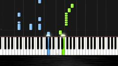Taylor Swift - Blank Space - Piano Cover/Tutorial by PlutaX - Synthesia