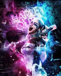 suicide squad and harley quinn image Joker And Harley, Anime, Cute Wallpapers, Villain
