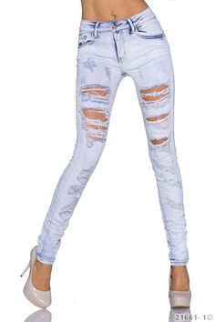 Redial Jeans - Jeans - hellblau - SEXYJEANS.ch