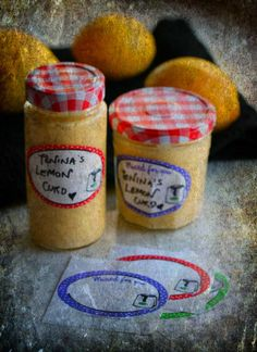 Citrus Curd - Cooking with Tenina