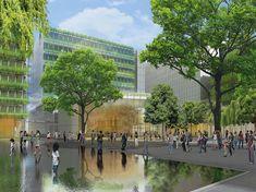 renzo piano JNBY headquarters hangzhou china designboom