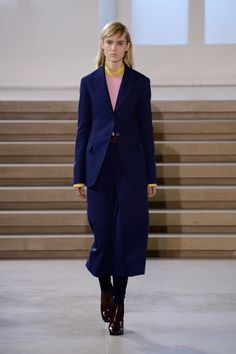 Pin for Later: The 6 Sexiest Trends to Come Out of Milan Fashion Week  Jil Sander Fall 2015
