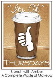 It's Ok Thursday #linkup