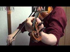 FINAL FANTASY XIII-2 Battle Theme 2 / FF13-2 戦闘音楽2 / FF VIOLIN Remix:TAM