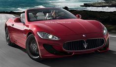 2015 Maserati GranTurismo availability photos