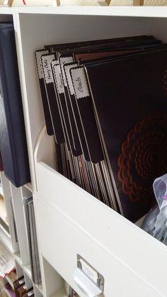 Piece of Cake... Handmade Cards: Spellbinders Nestabilities & Quickutz Storage