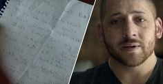 Men Read The Notes They Wrote When Considering Suicide In An Attempt To Break The Silence