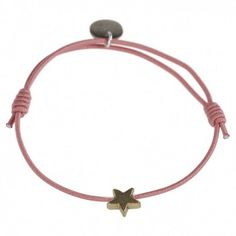 "Lua - Armband ""Mini Star"" - Gold/Rosé"