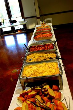 One bride had a fully stocked taco buffet i do pinterest wedding italian pasta buffet solutioingenieria