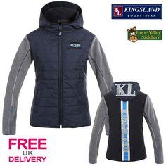 Kingsland Goldstream Ladies Fleece Jacket (143-FL-624)