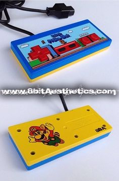 Mario NES controller! By 8bitAesthetics! Message us at www.8bitaesthetics.com to place your custom order!