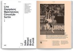 , sharedbythom:   Toumba Magazine created...