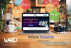 Best Website Designing Company In Delhi   Web Solution Centre is a renowned #WebsiteDesigningCompanyinDelhi, driven by the principles of integrity, excellent customer service and high standards of professionalism. Apart from being masters in #WebsiteDesign, #development and #SEO services for so many years, they are also a pro in Branding, #Ecommerce and #MobileAppsdevelopment services.