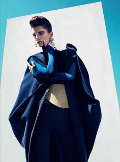 on form: ava smith by sebastian kim for uk harper's bazaar september 2012…