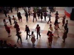 Ceilidh Dancing - Circassian Circle